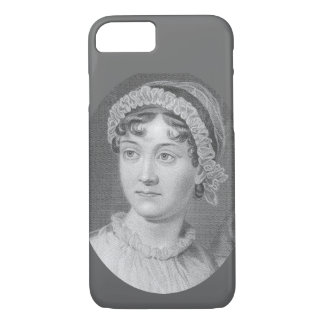 Jane Austen Portrait iPhone 7 case