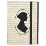 Jane Austen Quotes and Portrait Cover iPad Air Case