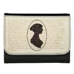 Jane Austen Quotes and Portrait Medium Style