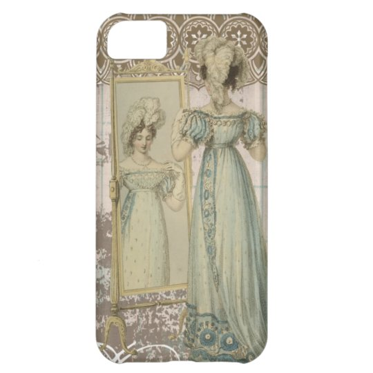 Jane Austen Regency Collage iPhone 5C Case