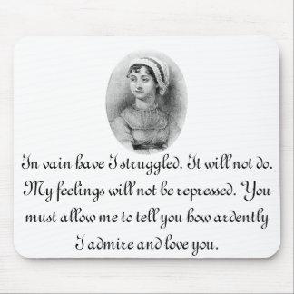 Jane Austen s Pride Mousepad