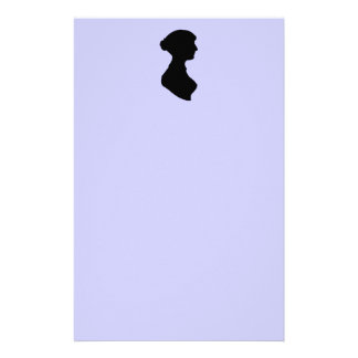Jane Austen Victorian Stationary Customised Stationery