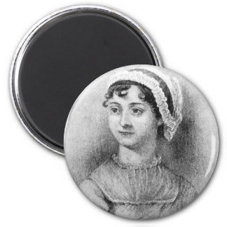 Jane Austen's Pride Magnet