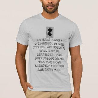 Jane Austen's Pride T-Shirt