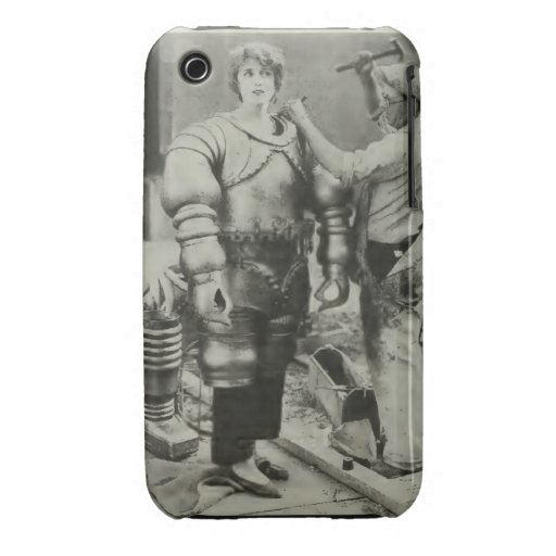 Jane Daly 1929 Mysterious Island production photo Case-Mate iPhone 3 Case