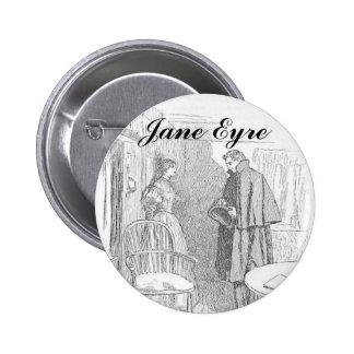 Jane Eyre Button
