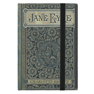 Jane Eyre Charlotte Bronte Old Book Cover Covers For iPad Mini