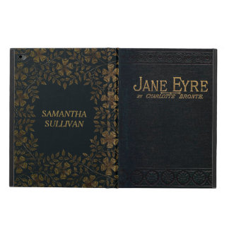 Jane Eyre Classic Book Cover Design