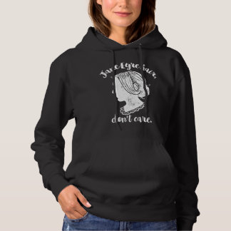 Jane Eyre Hair Don't Care Tee Shirts