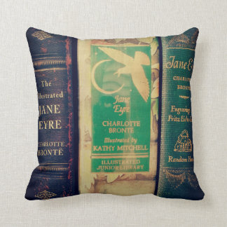 Jane Eyre Pillow