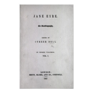 Jane Eyre' Poster
