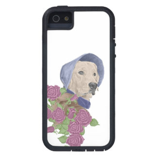 Jane Eyre, the Golden Retriever iPhone 5 Case