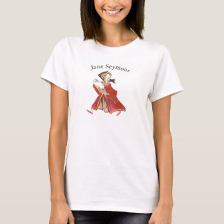 Jane Seymour Cartoon T-Shirt