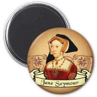 Jane Seymour Classic 6 Cm Round Magnet