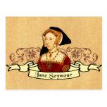 Jane Seymour Classic Postcard