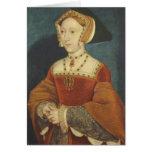 Jane Seymour Greeting Card