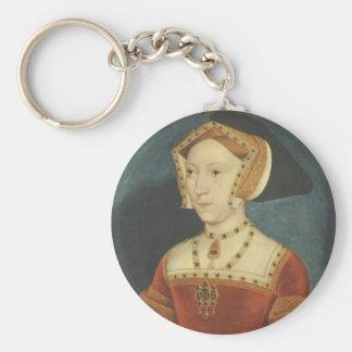 Jane Seymour Keychain