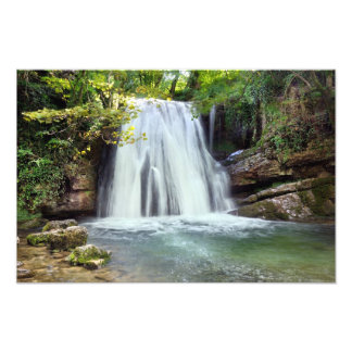 Janet's Foss, - The Yorkshire Dales - Print