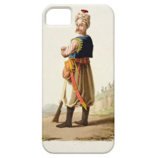 Janissary, from 'Costumes of the Various Nations', iPhone 5 Cases