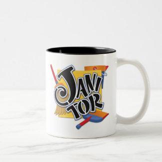"""""""Janitor"""" Mug"""