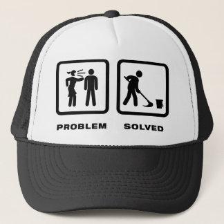 Janitor Trucker Hat