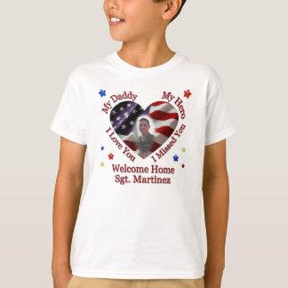 Janna's Dad Homecoming Shirt
