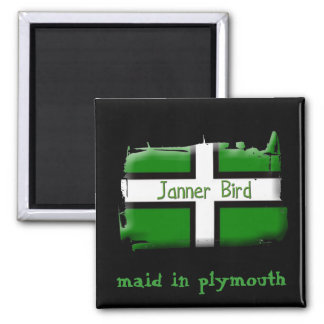 Janner Bird Magnet