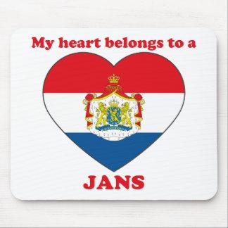 Jans Mouse Mats