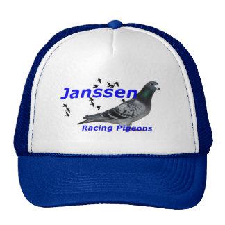 Janssen racing Pigeons  Collectable Hat