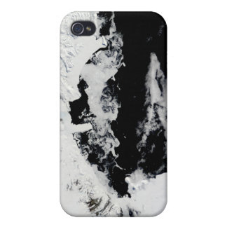 January 18, 2010 - Ross Sea, Antarctica Case For iPhone 4