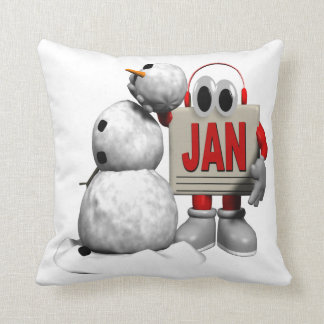 January 6 cushion
