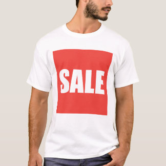 January Sales T-Shirt