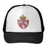 January Uprising Coat of Arms T-Shirts Trucker Hat