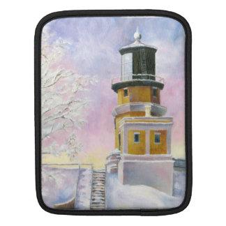 Januarys Lighthouse Rickshaw Sleeve iPad Sleeves