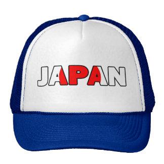 Japan 004 cap