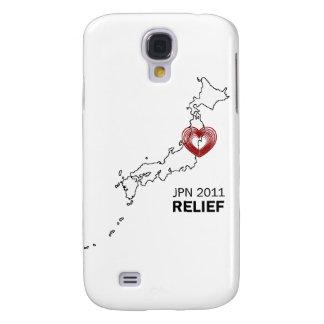 Japan 2011 Earthquake Tsunami Relief Galaxy S4 Case