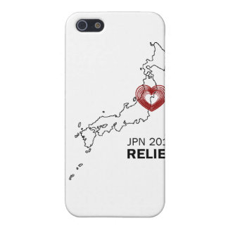Japan 2011 Earthquake Tsunami Relief Cases For iPhone 5