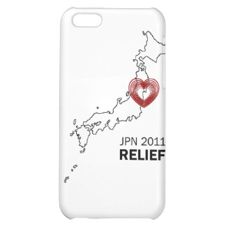 Japan 2011 Earthquake Tsunami Relief Case For iPhone 5C