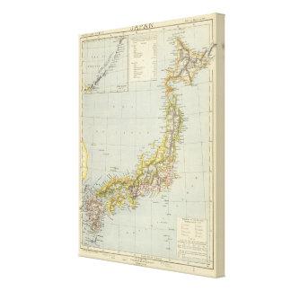 Japan 3 canvas print