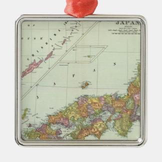 Japan 4 christmas ornament