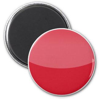 japan 6 cm round magnet