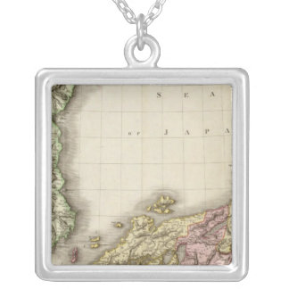 Japan 9 silver plated necklace