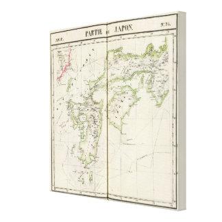 Japan, Asia 75 Canvas Print