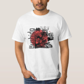 Japan bushido t-shirt