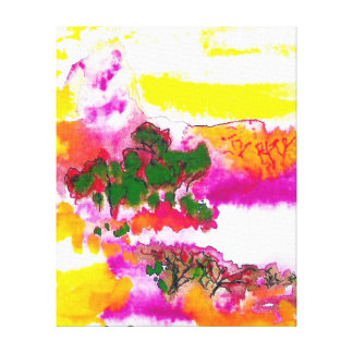 Japan. Canvas Print