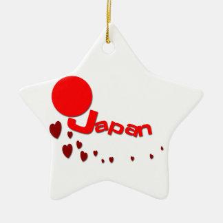Japan Ceramic Star Decoration