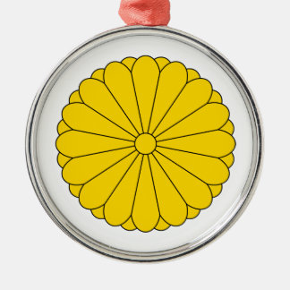 Japan Coat Of Arms Christmas Ornaments