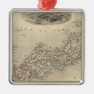 Japan & Corea Ornament