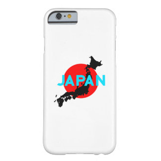 Japan Country Silhouette Barely There iPhone 6 Case