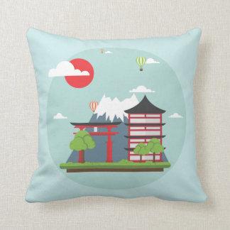 Japan Dreaming Cushion